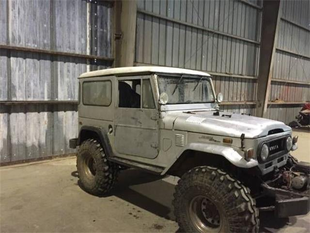 Picture of '72 Land Cruiser FJ - NWKQ