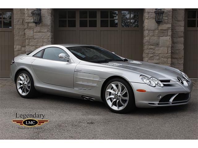 Picture of '06 SLR McLaren - NSW4