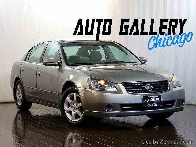 Picture of '06 Altima - NSW5