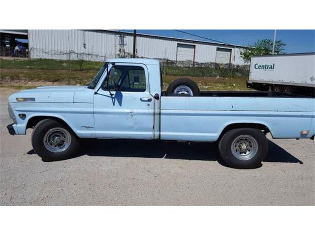 Picture of '68 F250 - NWM6