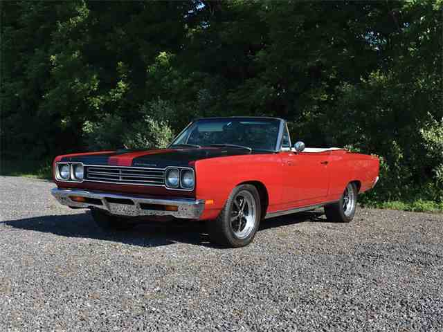 Picture of '69 Road Runner Convertible - NSWA