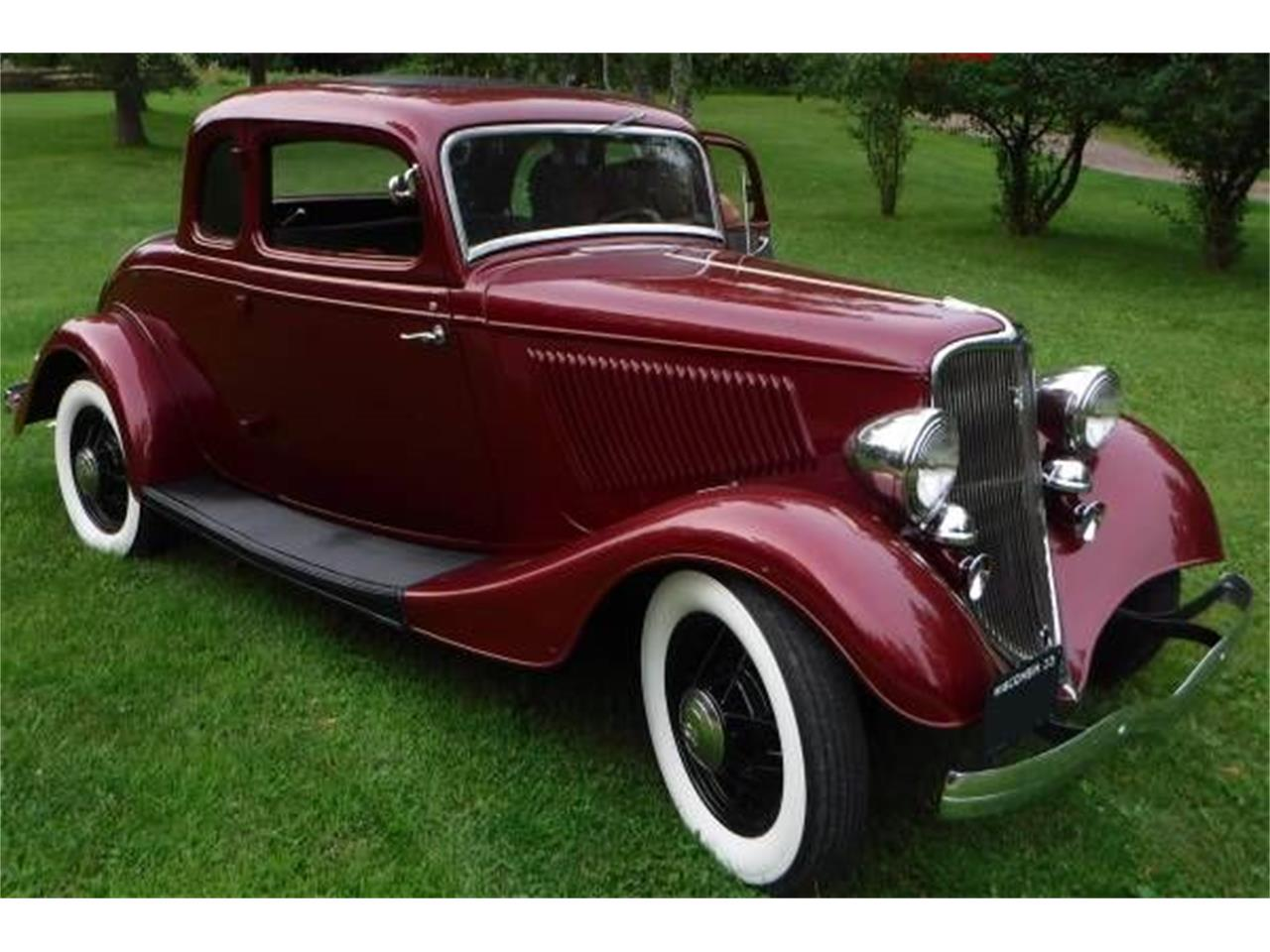Large Picture of '33 Coupe - NWN7