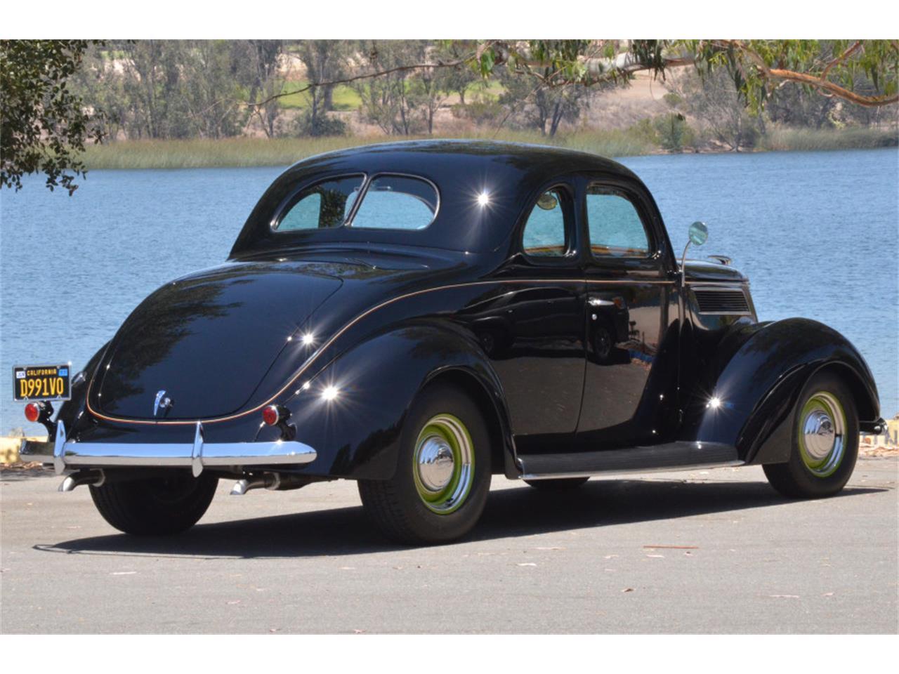 1937 ford coupe for sale cc 1115398. Black Bedroom Furniture Sets. Home Design Ideas