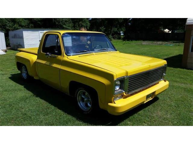 Picture of '78 Chevrolet C10 located in Michigan - $22,995.00 - NWNL