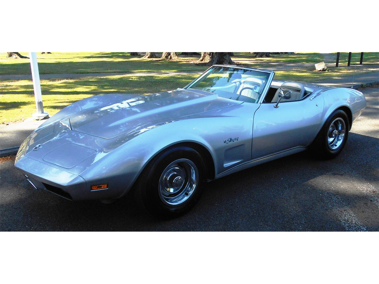 Large Picture of '74 Corvette - NWNO