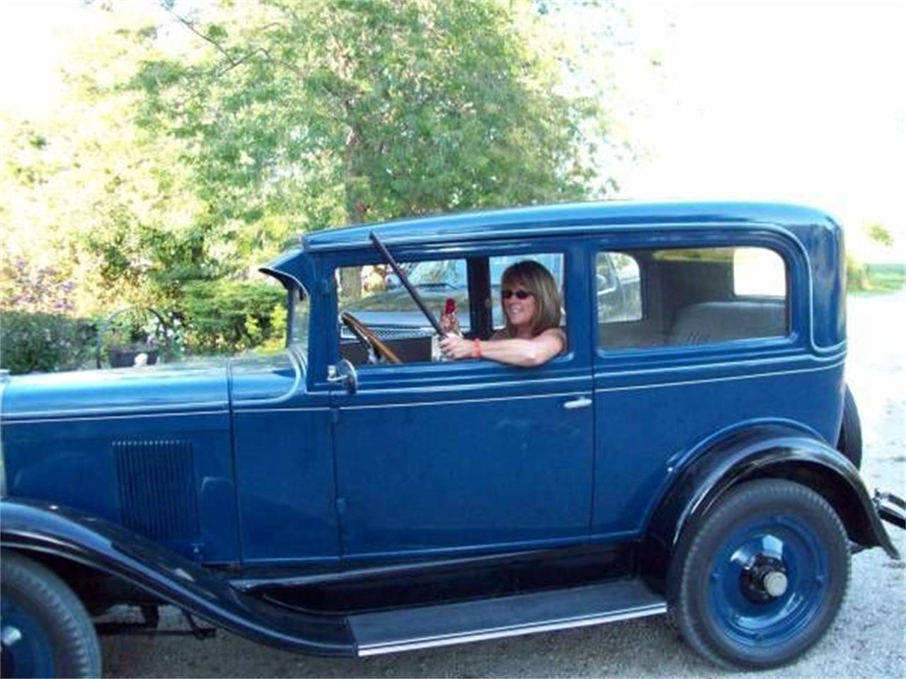 Large Picture of '30 Sedan - NWPL