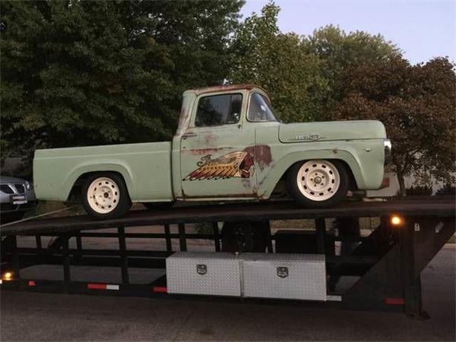 Picture of '59 F100 - NWQZ