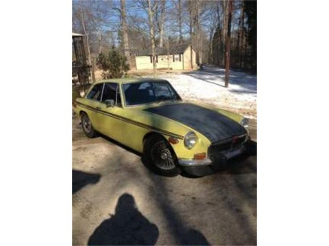 Picture of '74 MGB - NWRW