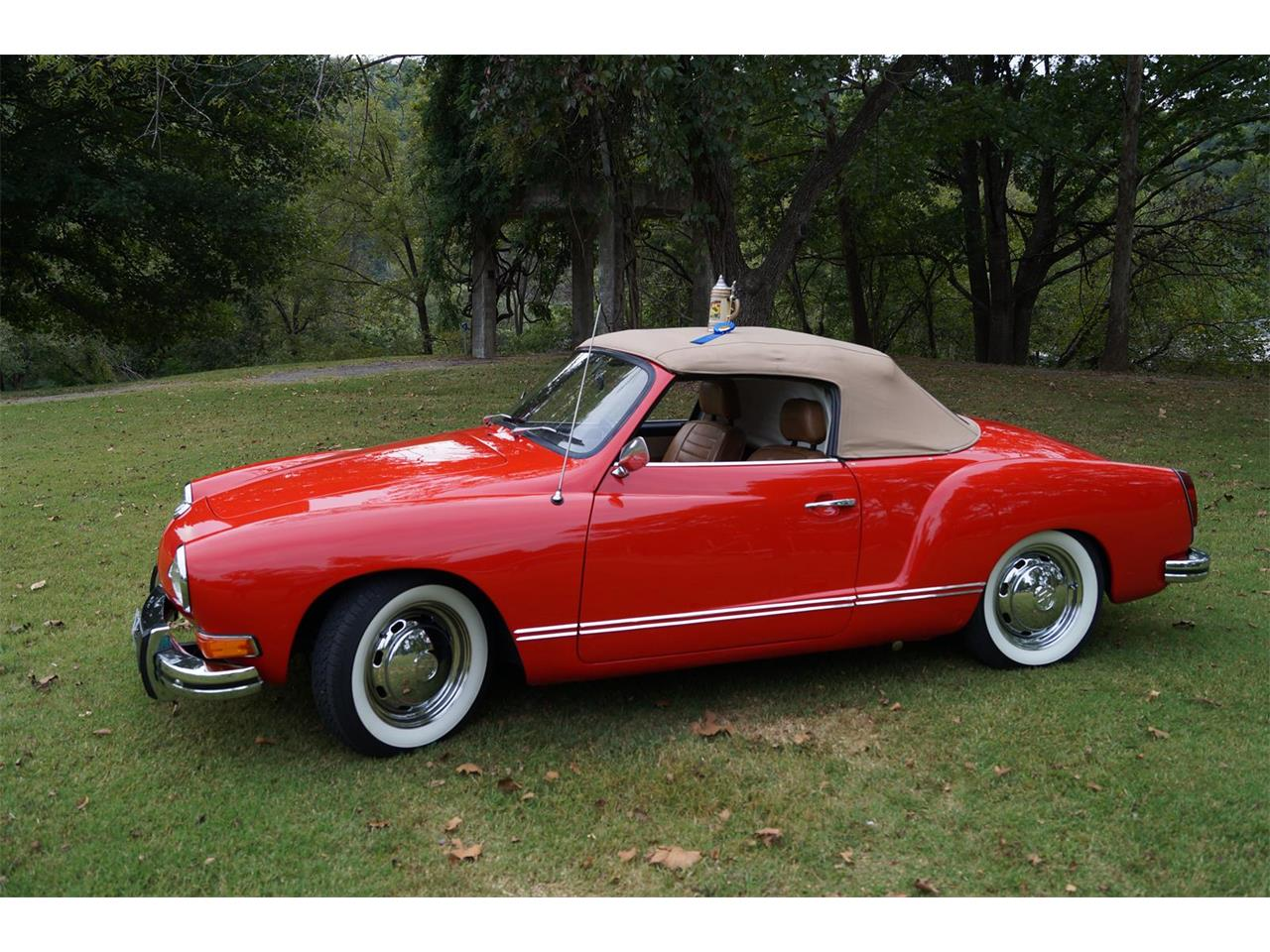 Large Picture of '73 Karmann Ghia - NWRY