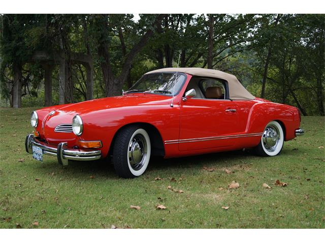 Picture of Classic 1973 Volkswagen Karmann Ghia located in Mountain Home  Arkansas - $35,000.00 Offered by a Private Seller - NWRY