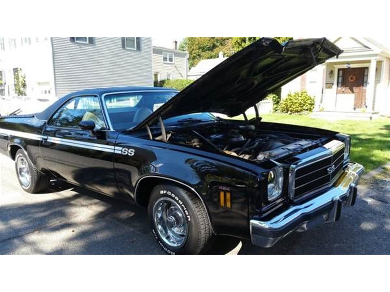 Large Picture of '74 El Camino - NWRZ
