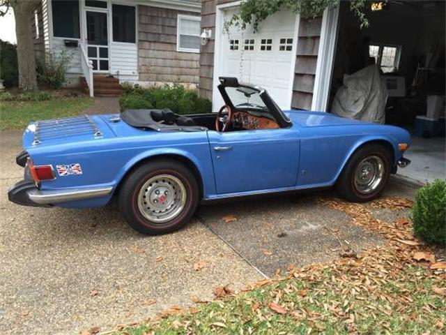 Picture of '74 TR6 - NWS3