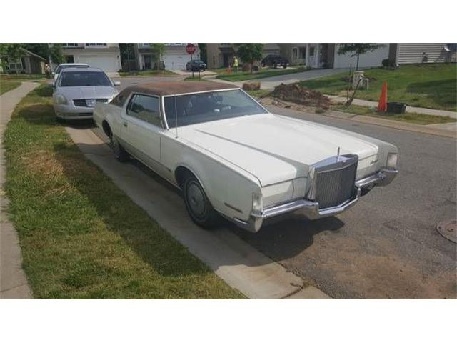 Picture of '72 Continental Mark VI - NWS4
