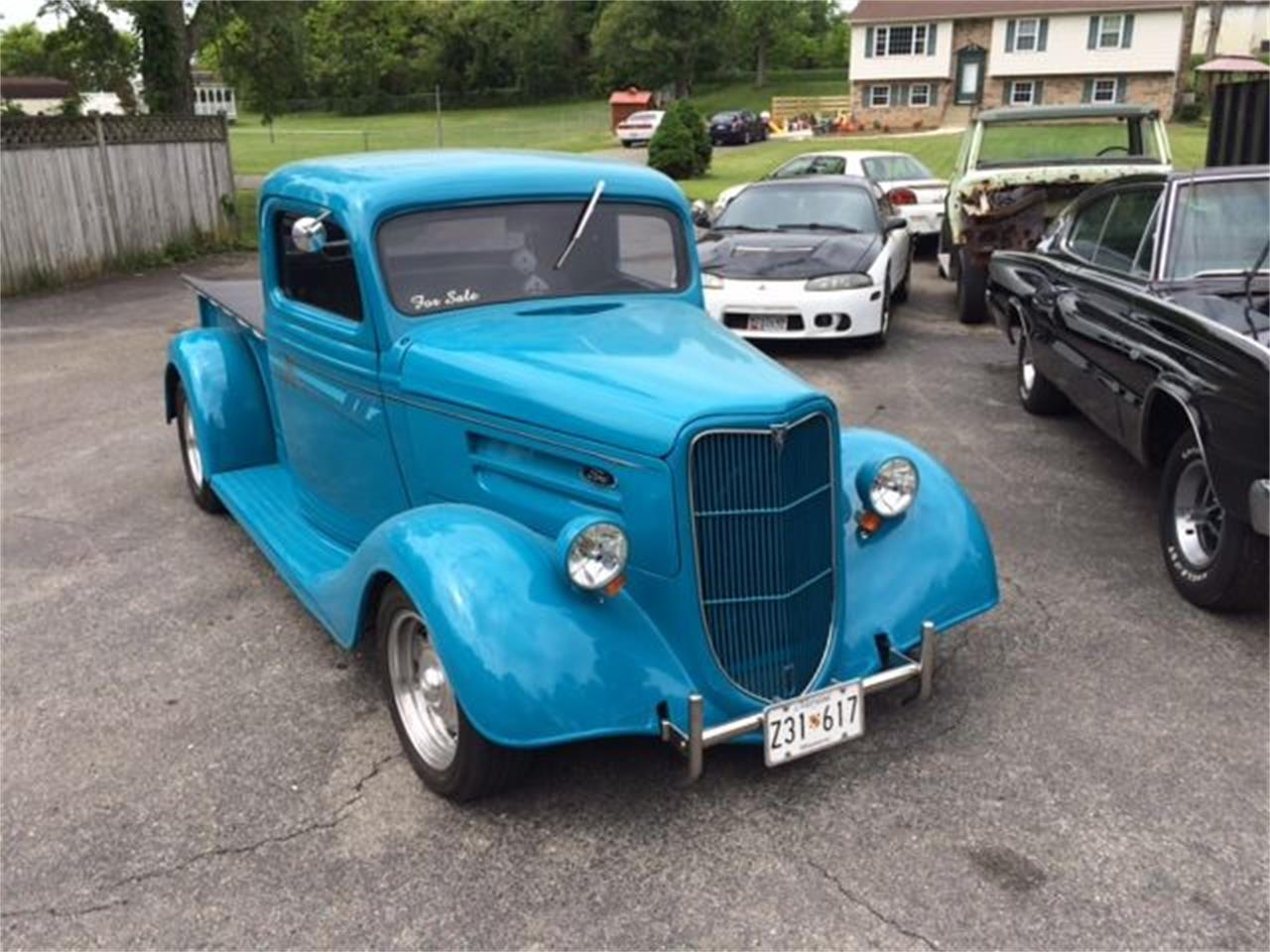 Large Picture of '35 Pickup - NWU4
