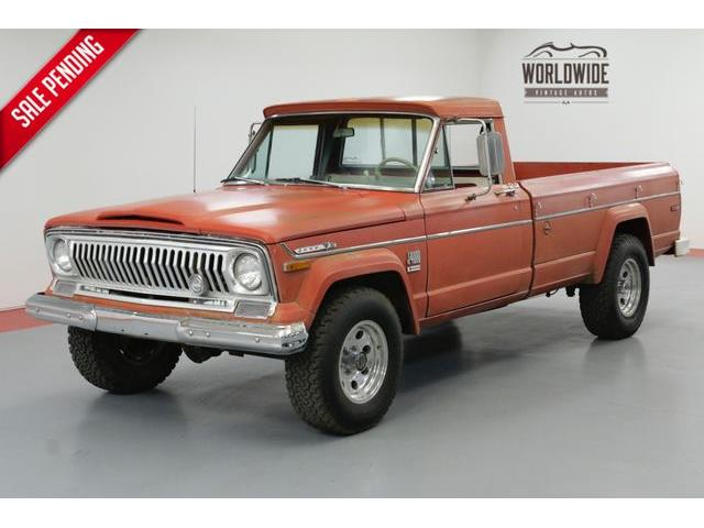 Picture of 1972 Jeep Gladiator Offered by  - NSX6