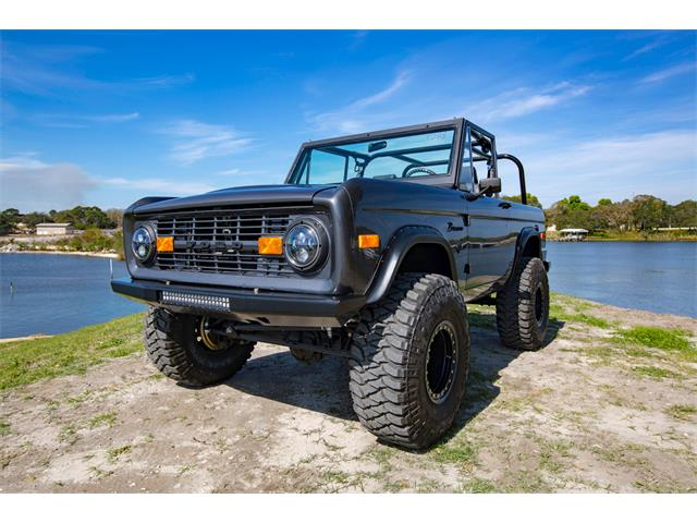 Picture of '72 Bronco - NWWV