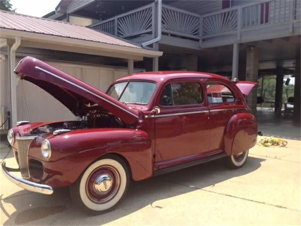 Large Picture of '41 Tudor - NWX6
