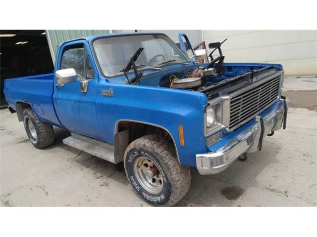 Picture of '77 K-10 - NWXG