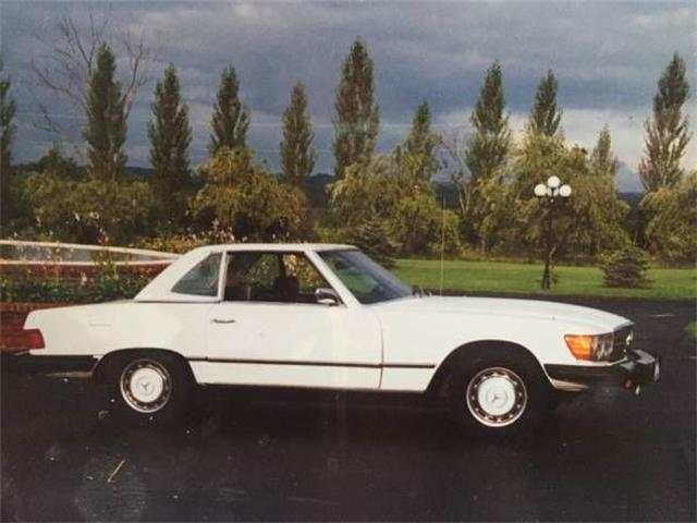 Picture of '74 Mercedes-Benz 450SL located in Michigan Offered by  - NWYP