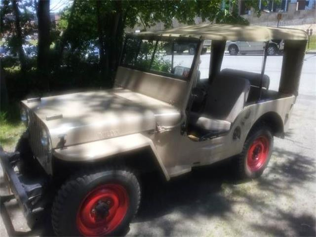 Picture of '46 CJ - NX01