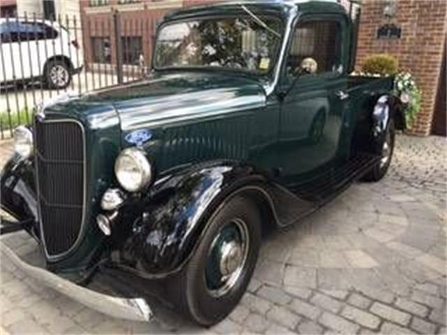 Picture of '36 Pickup - NX1M