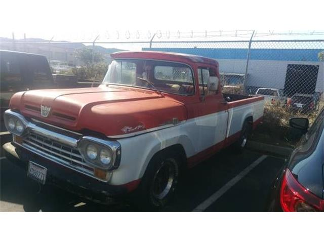 Picture of '60 F100 - NX2C