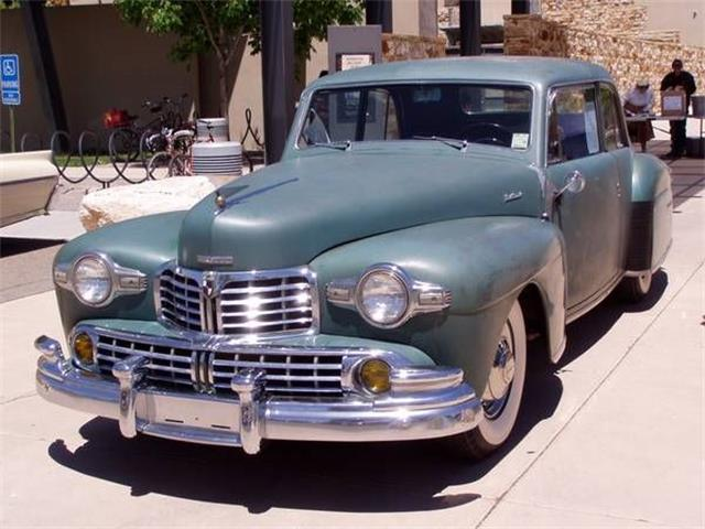 Picture of '47 Continental - NX3F