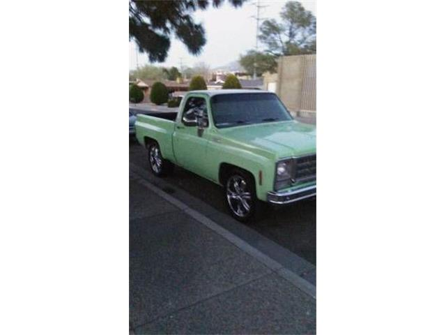 Picture of '80 C10 - NX3M
