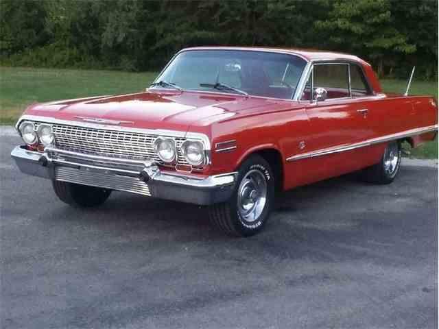 Picture of '63 Impala - NSXZ