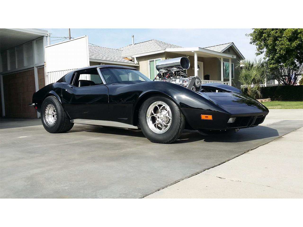 Large Picture of '73 Corvette - NSJ0