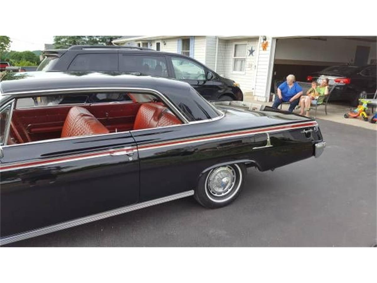 Large Picture of '62 Impala - NX4D