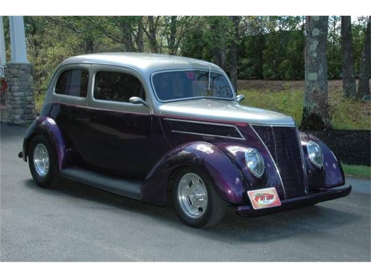 Large Picture of Classic 1937 Slantback located in Cadillac Michigan - $50,995.00 Offered by Classic Car Deals - NX4K