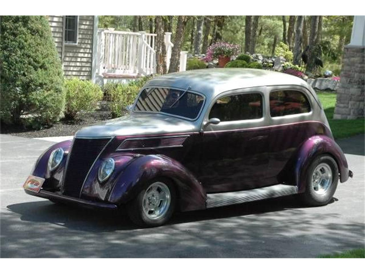 Large Picture of Classic 1937 Slantback located in Cadillac Michigan Offered by Classic Car Deals - NX4K