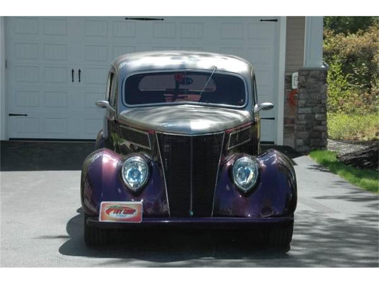 Large Picture of '37 Slantback Offered by Classic Car Deals - NX4K