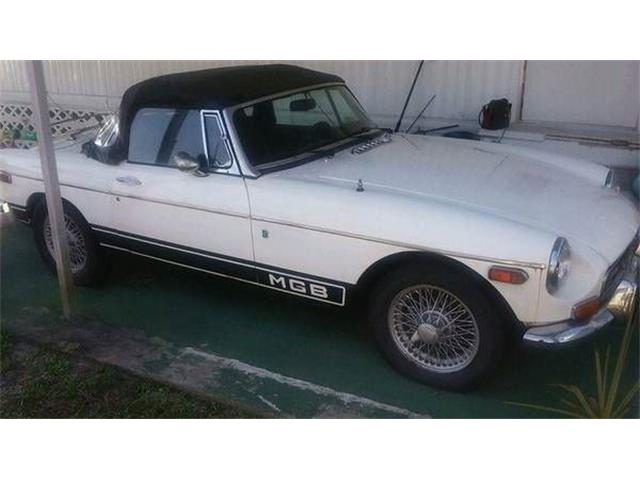 Picture of '74 MGB - NX5H