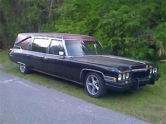 Picture of '73 Hearse - NX5I