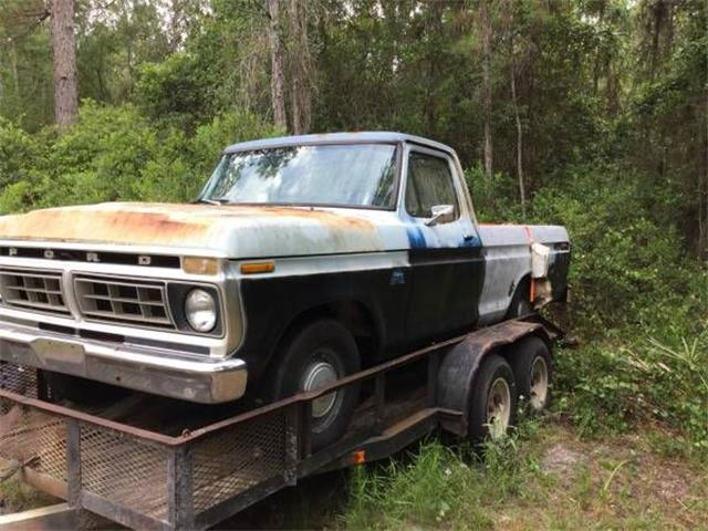 Picture of '76 F100 - NX5M