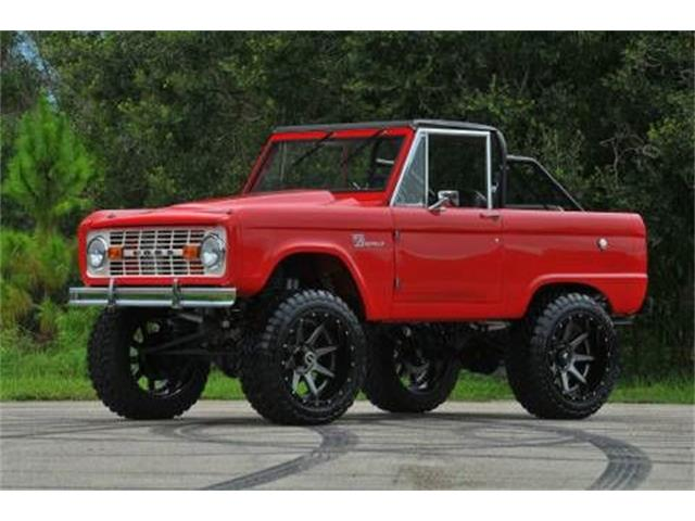 Picture of '74 Bronco - NX62