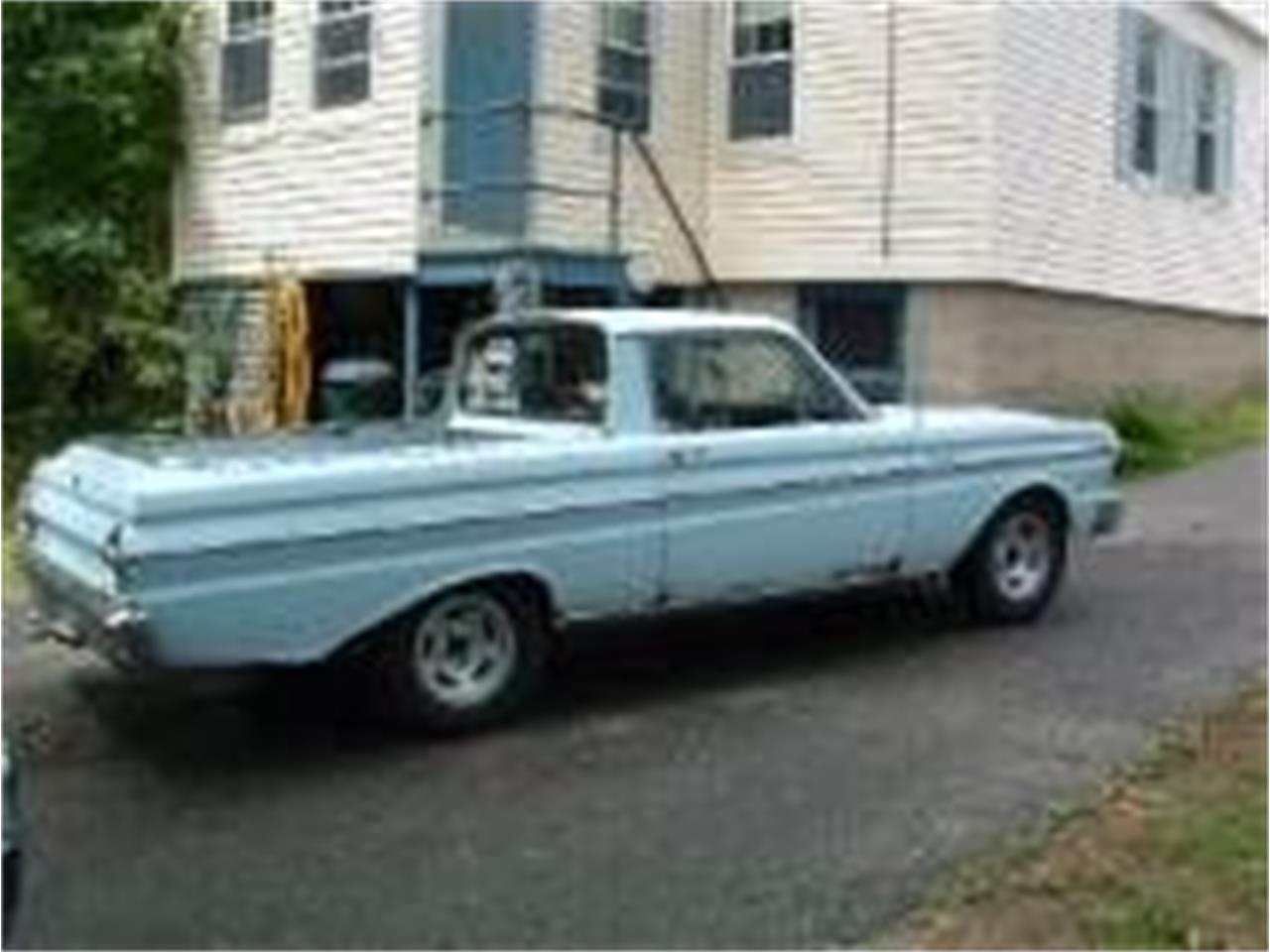 For Sale: 1965 Ford Ranchero in Cadillac, Michigan