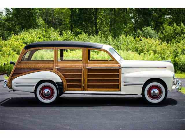 Picture of '41 Woodie Wagon - NSYD