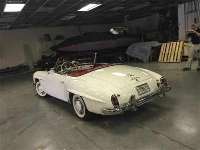 Picture of Classic '59 190SL located in Michigan - $144,995.00 Offered by  - NX7T