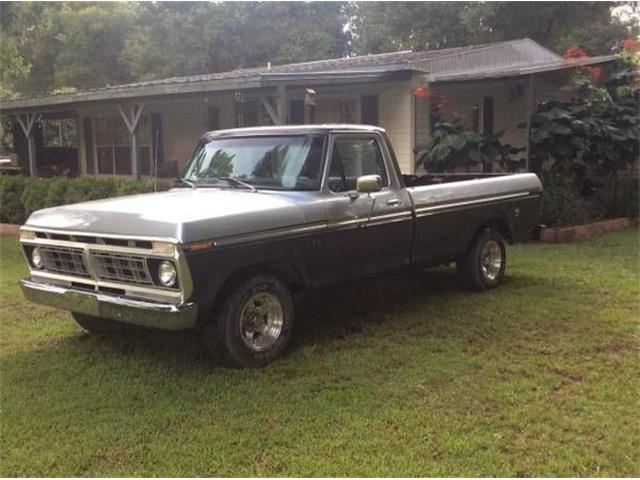 Picture of '76 F100 - NX8I