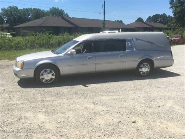 Picture of '03 Hearse - NX8P