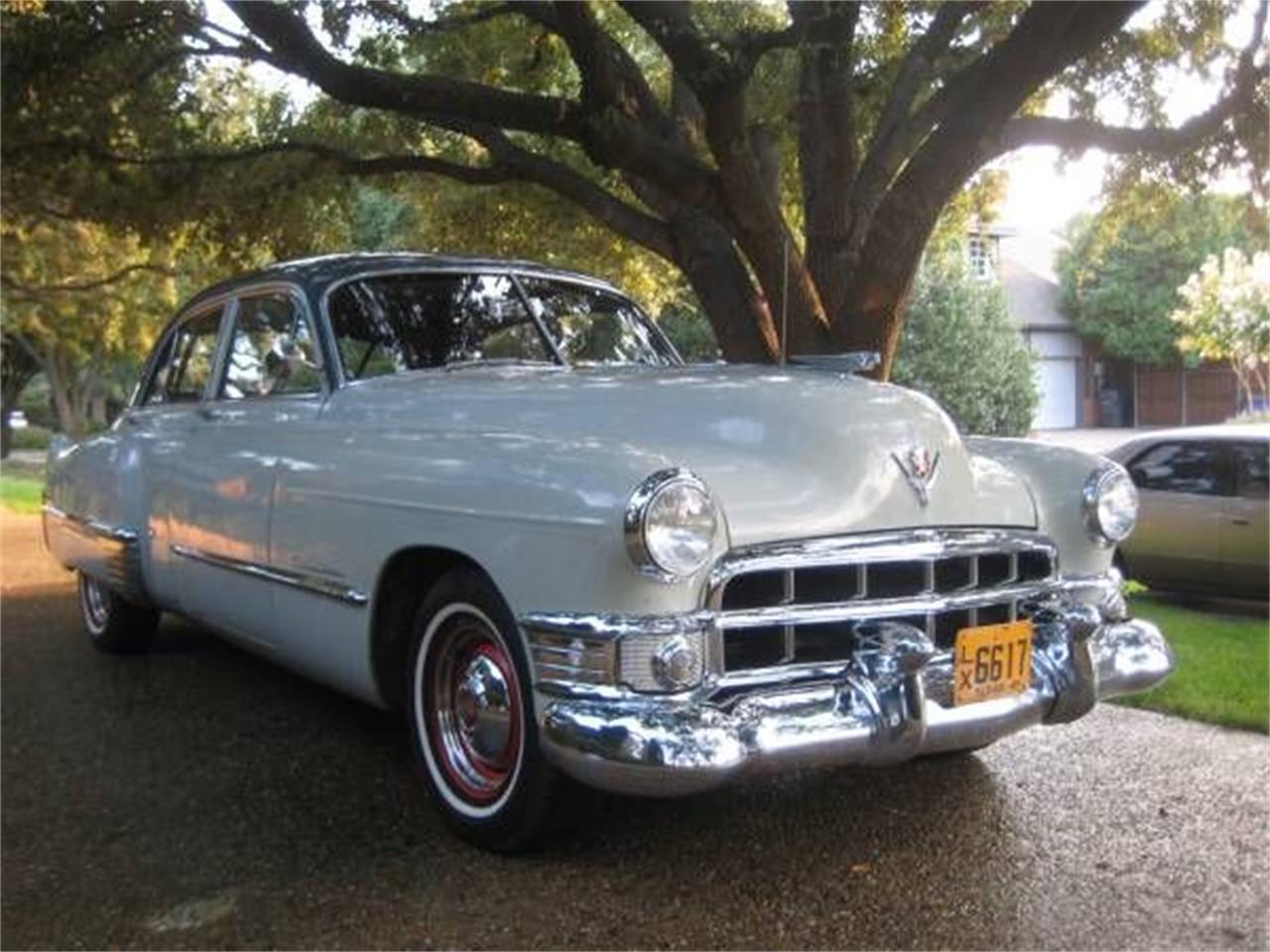 1949 Cadillac Series 61 for Sale | ClassicCars.com | CC ...