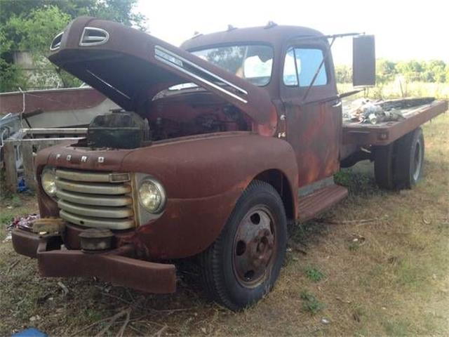 Picture of 1949 Ford F6 located in Cadillac Michigan Offered by  - NX9P