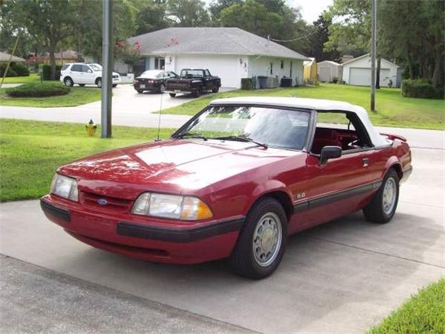 Picture of '88 Mustang - NXA5