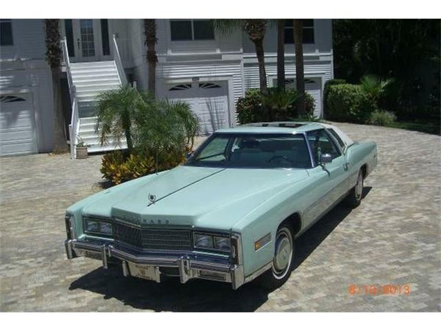 Picture of '77 Eldorado - NXA8