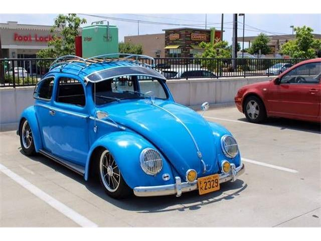 Picture of '55 Beetle - NXAB