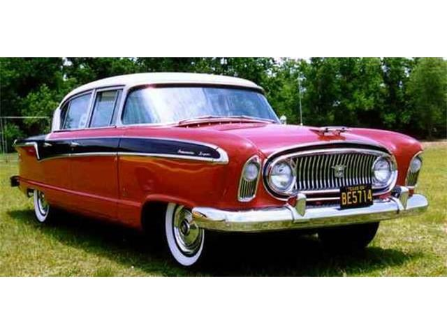 Picture of '56 Ambassador - NXAO