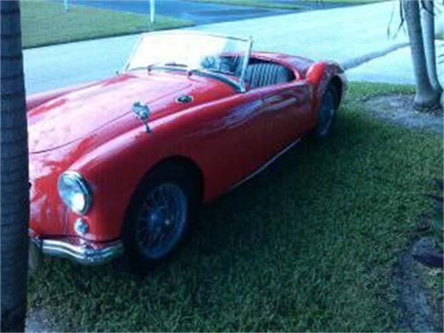 Picture of '58 MGA - NXB1